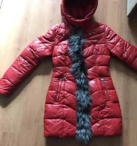 Куртка зима 42