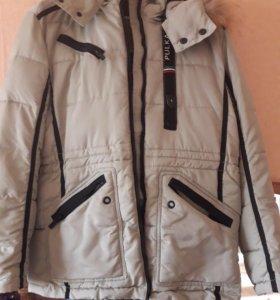 Куртка-парка зима