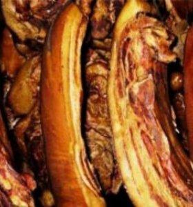 Копченое мясо горячего копчения