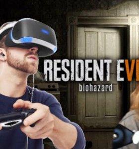Прокат очков PlayStation VR+топ игра