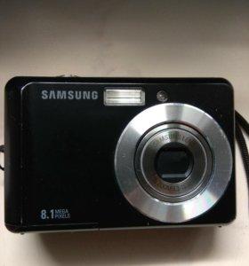 Фотоаппарат цифровой аккумуляторные батарейки