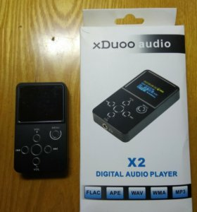 Hi-Fi плеер xDuoo X2