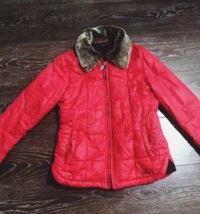 Куртка Vans (осень-весна) Торг!