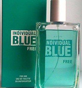 Мужской парфюм Individual blue Free