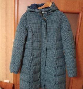 Пальто Ostin теплое 48 р зимнее