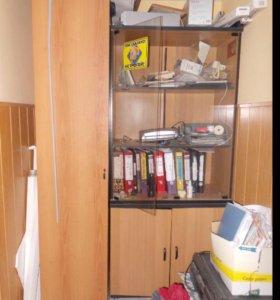 мебель для кабинета, стол, шкаф для книг