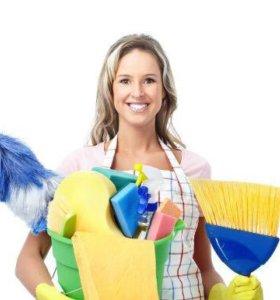 Уборка любой сложности(после ремонта,квартиры)