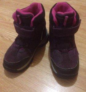 Сапоги ботинки REIMA TEC