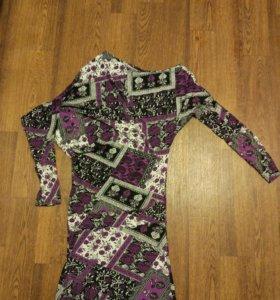 Платье, блузка р. 42-44