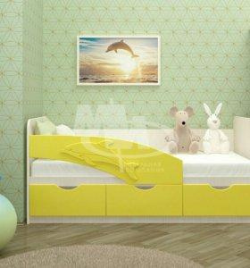 Дельфин-кровать