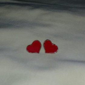 """Серьги """"Любовь""""♡"""