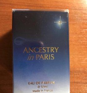 Духи Ancestry новые