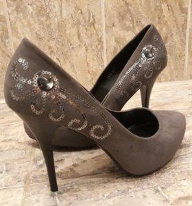 Туфли , размер 37_38