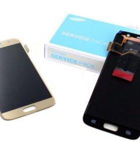 Дисплеи для Samsung Galaxy S7 SM-G930 Original