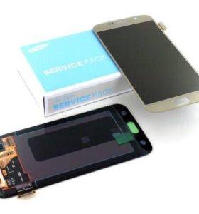 Дисплеи для Samsung Galaxy S6 SM-G920 Original