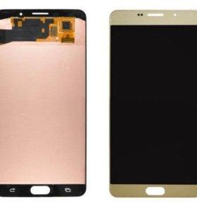 Дисплеи Samsung Galaxy A7 2017г SM-A720F Original