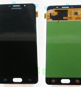 Дисплеи Samsung Galaxy A7 2016г SM-A710F Original