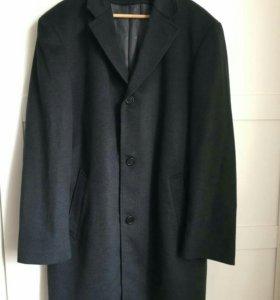 Пальто мужское Balmain 💯 %кашемир