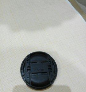 Крышка объектива 55 мм