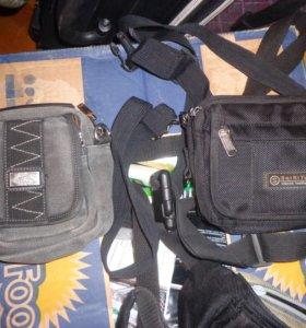 сумочки напоясные 4 вида