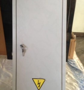 Щит для управления электрооборудованием металл