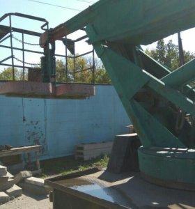 Автовышка ВС-22-01 ЗИЛ 433362 бенз