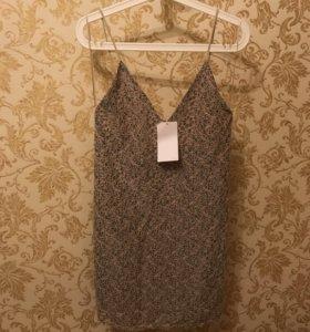 Платье Zara новое
