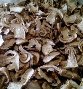 Белый гриб сушеный 1-й сорт Грибы белые