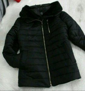 Новая Брендовая куртка new look