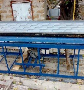 Оборудование для производства еврозабора