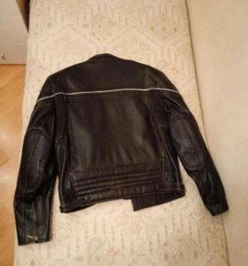 Куртка кожаная новая (турция)