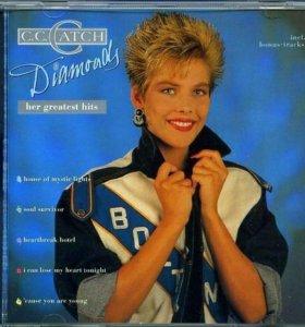 C.C. Catch-Diamonds Her Greatest Hits Germany 1988