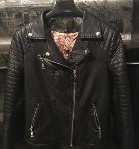 Куртка из натуральной кожи (Новая)