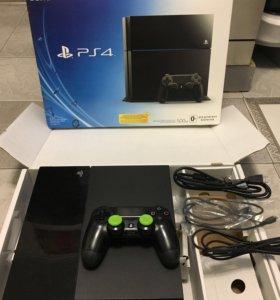 Sony PlayStation 4 500gb игра GTA 5 в подарок