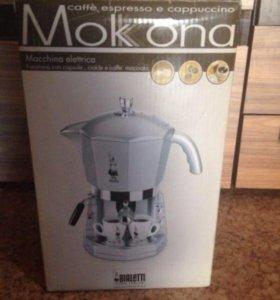 Новая Кофеварка Mokona