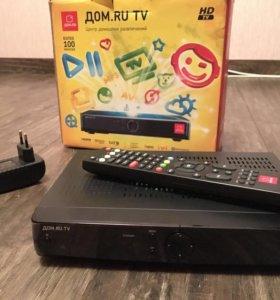 TV-приставка декодер Humax HD 7000I (Дом.ру)