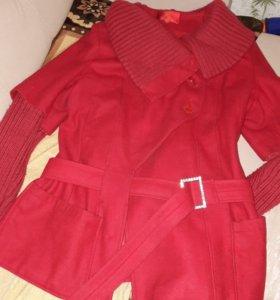 Пальто xl
