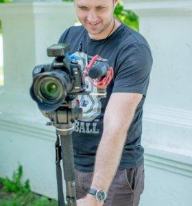 Видеооператор, видеограф, видеосъемка