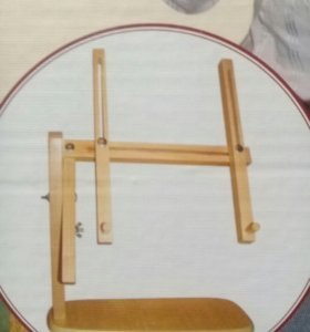 Подставка для рамок(вышивание)