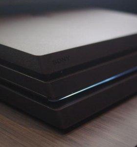 PS4 PRO 2Tb игровая приставка sony Playstation