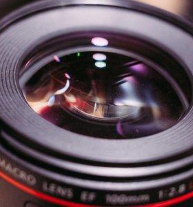 Canon macro 100 2,8 l is