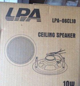 Колонка Lpa 06 CL18