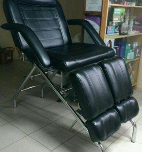 Кресло массажно-педикюрное