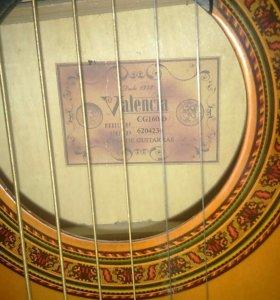 Гитара Валенсия