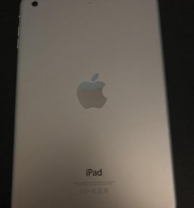 Apple iPad Mini 2 with Retina 16 GB Wifi Silver