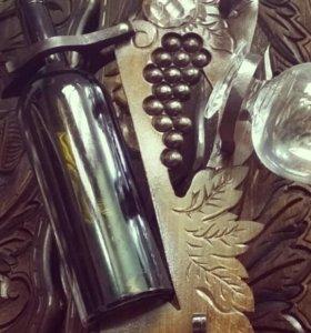 Подставки под бутылки и бокалы