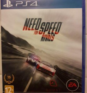 Need for speed rivals для ps4