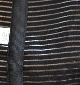 Бандаж послеродовый фэст, 112 см, черный