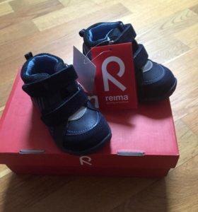 Ботинки Reima новые для мальчика 23 р-р
