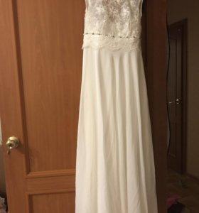 Свадебное платье, платье на выпускной